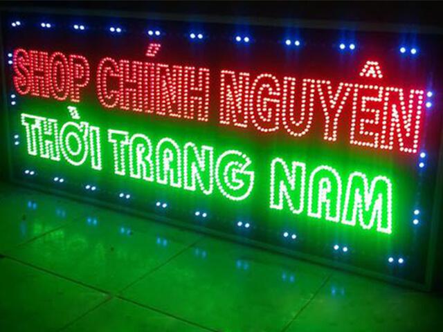 bảng hiệu led tại Đà Nẵng