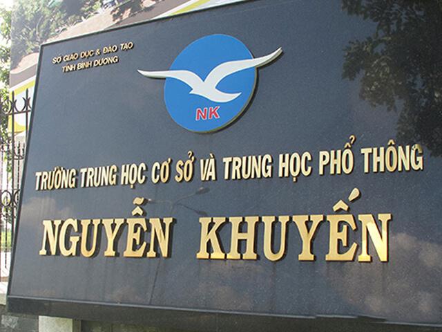 Làm bảng hiệu inox tại Đà Nẵng