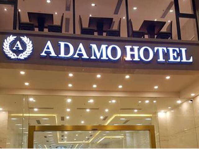 Biển hiệu khách sạn tại Đà Nẵng