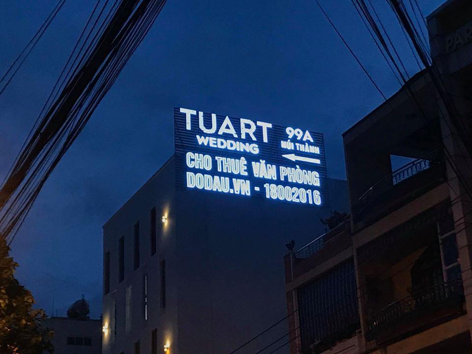 Thi công bảng hiệu quảng cáo tại Đà Nẵng chuyên nghiệp