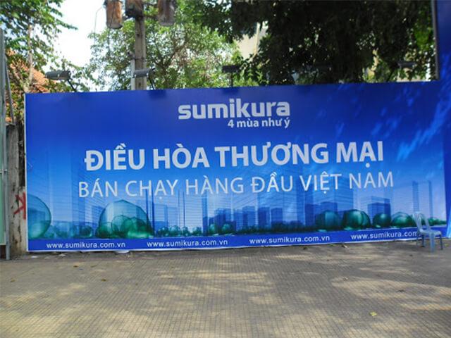 bảng hiệu hiflex sumikura